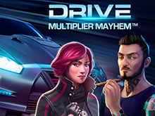 Drive: Multiplier Mayhem – азартный слот от NetEnt